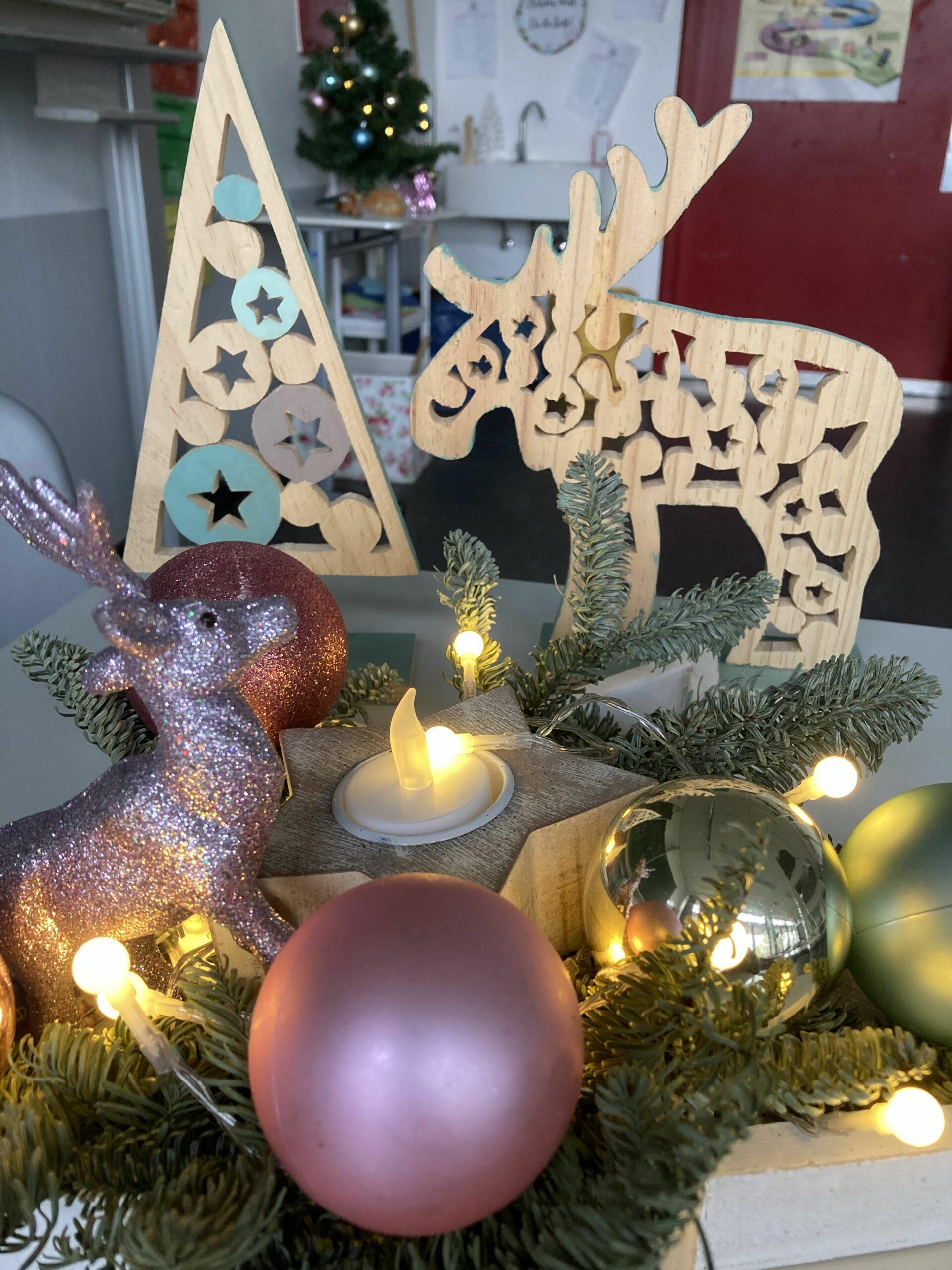 Wir wünschen allen eine schöne Adventszeit