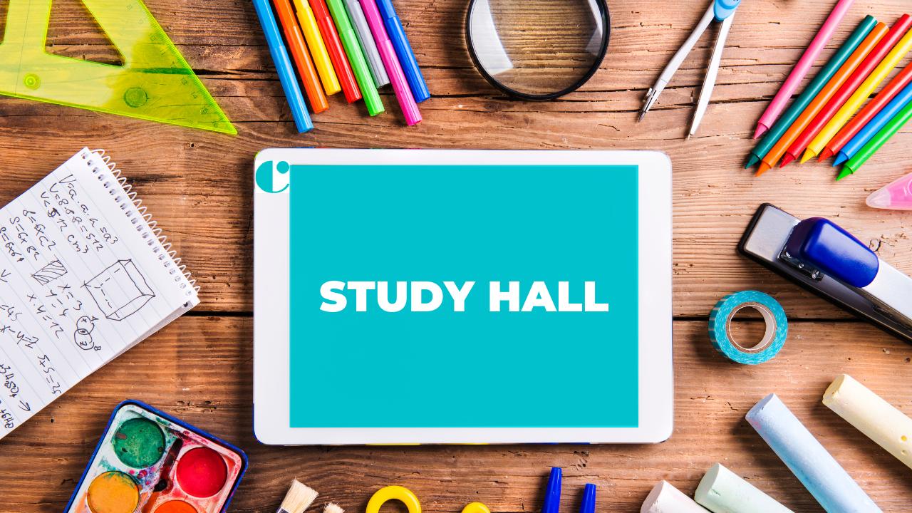 NEU – Study Hall (Klassen 7 bis 11)
